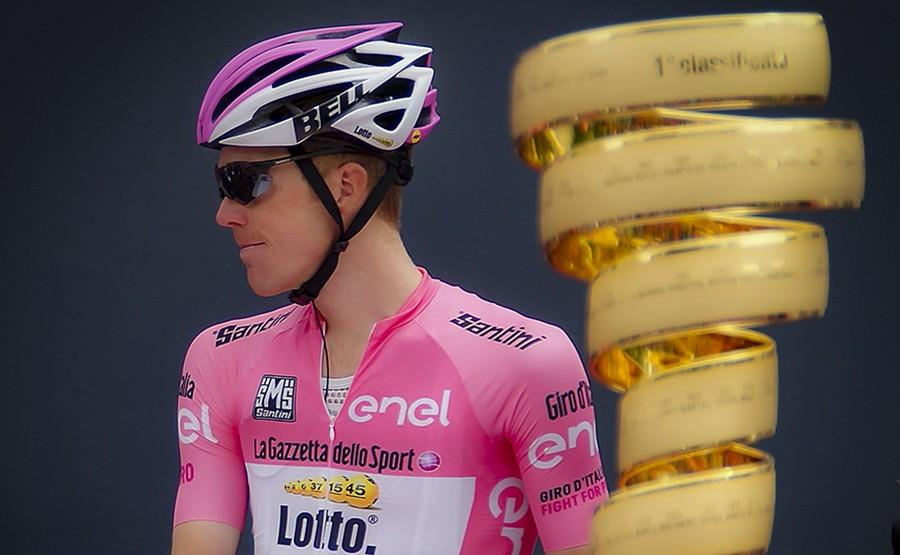 Kruijswijk doet opnieuw goede zaken in Giro