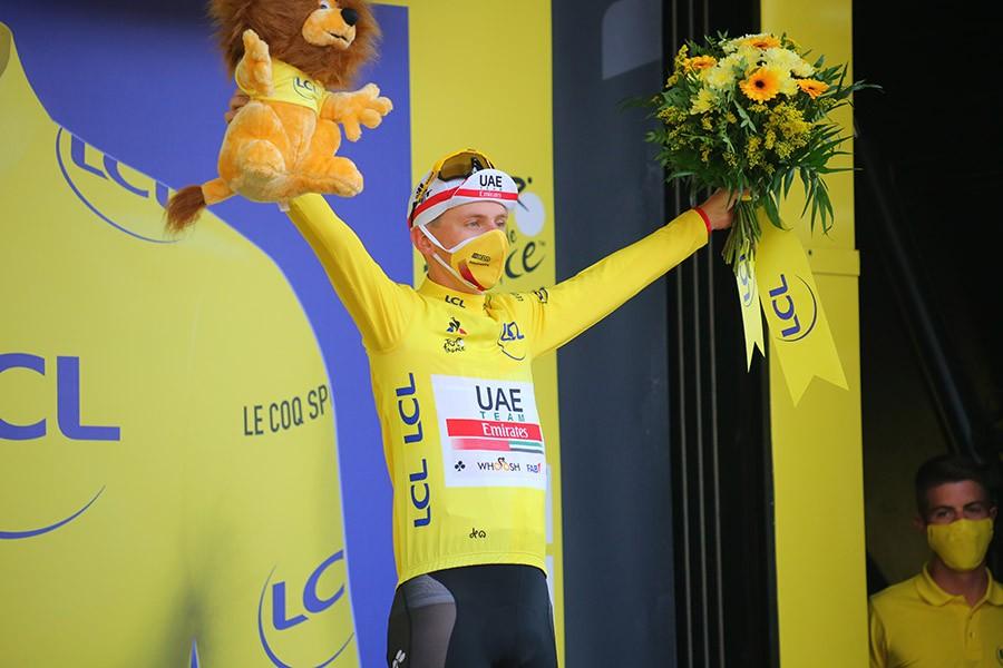 Etappeschema Tour de France 2021