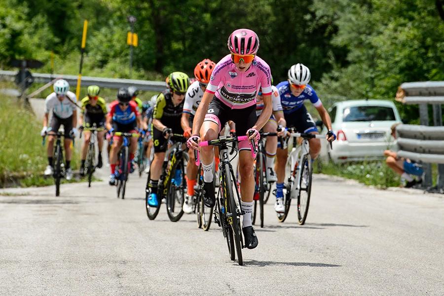 Banks zorgt voor Britse zege in Giro Rosa