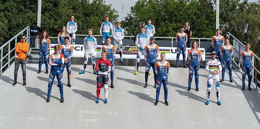 NK BMX dit jaar op Papendal