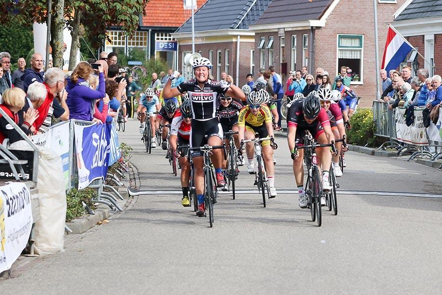 Kuijpers, Lubbinge en Van Arckel juichen in Usquert
