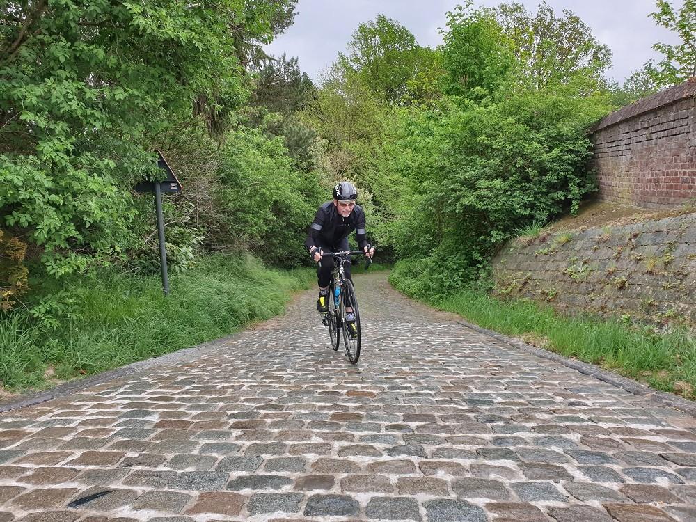 In het spoor van de koers in Vlaams-Brabant