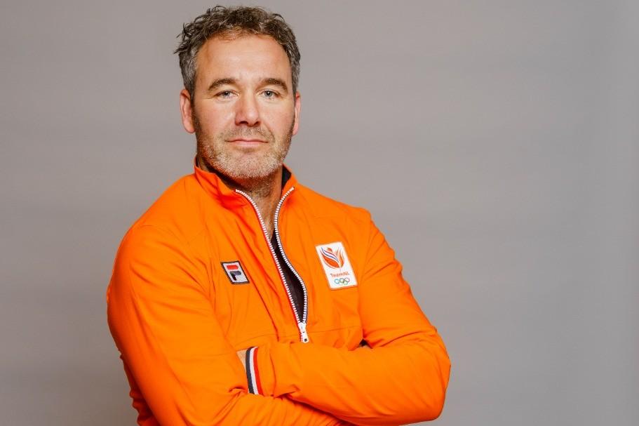 Jan van Veen wordt nieuwe hoofdcoach KNWU