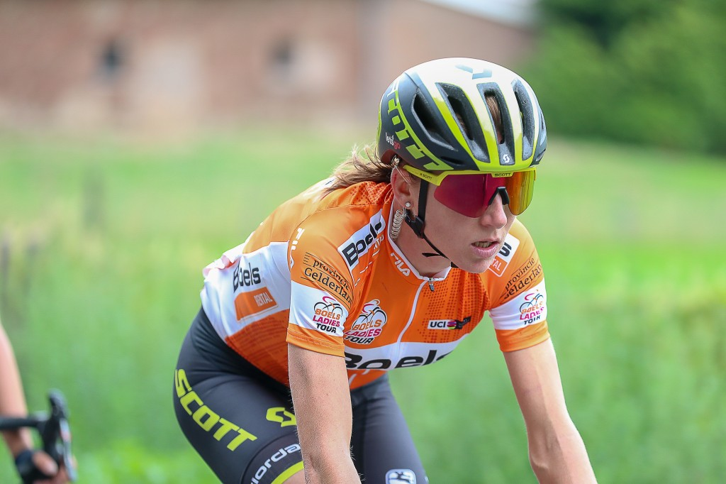 Gelders slotweekeinde voor Boels Ladies Tour