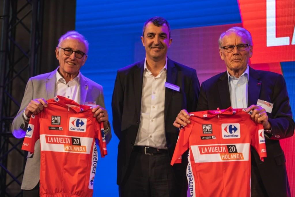 Vuelta rijdt 410 kilometer door Nederland