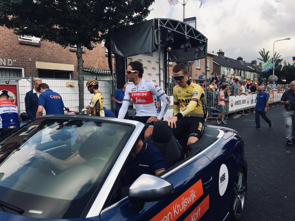 Kruijswijk wint Profronde Westland