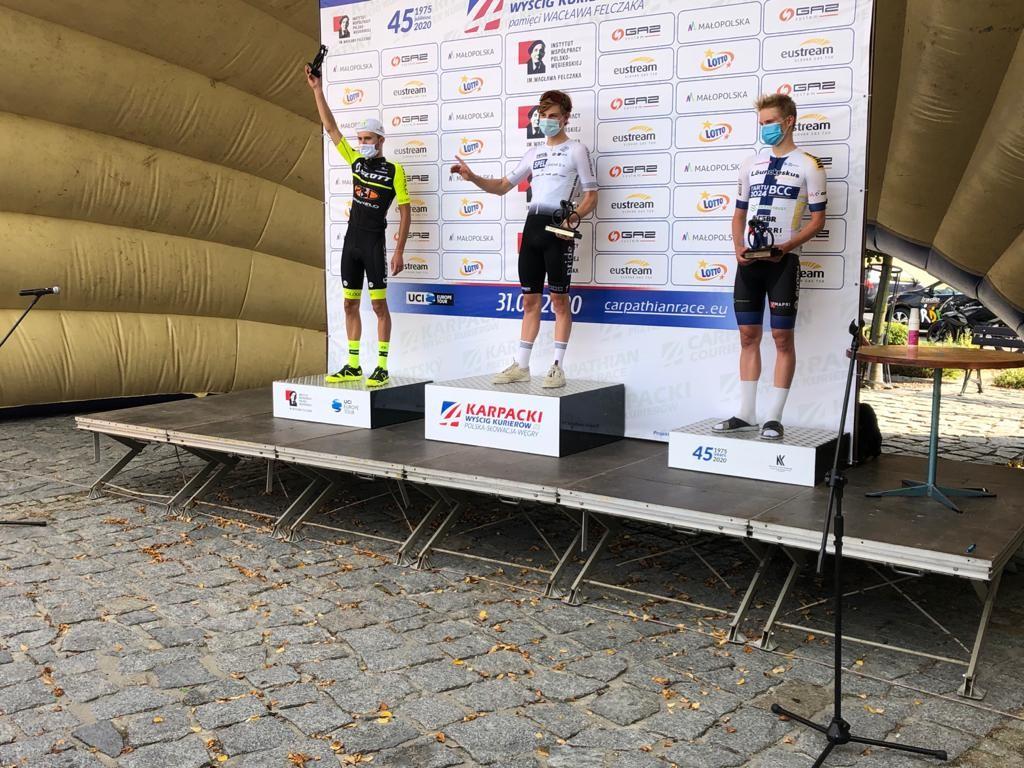 Habets (WPGA) wint in Polen