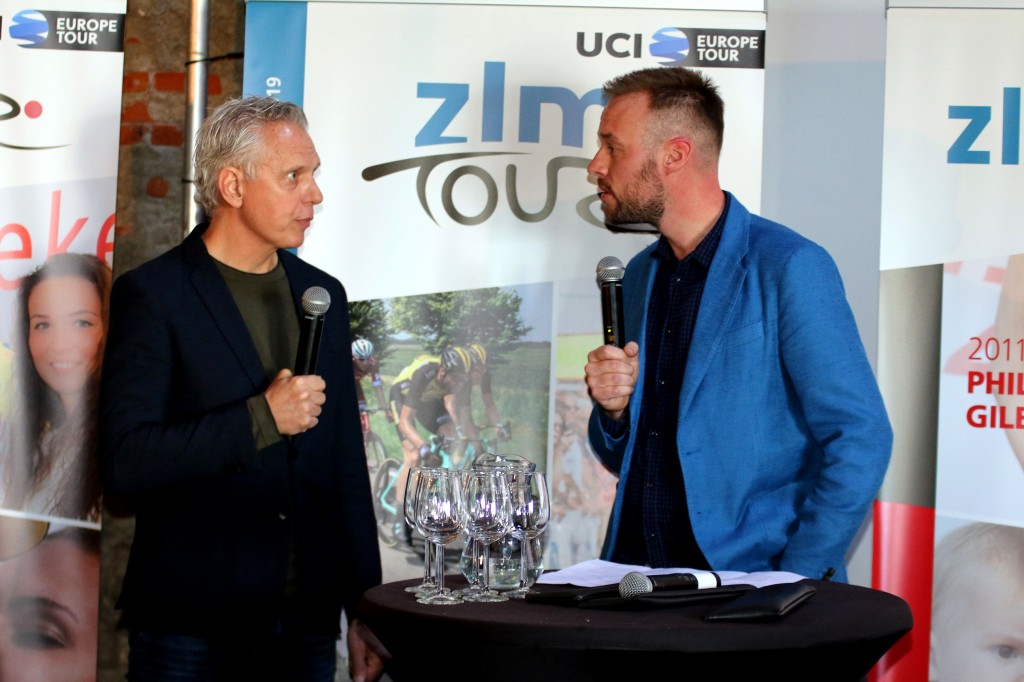 ZLM Tour start in Yerseke