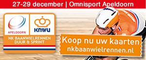 NK baanwielrennen 2014
