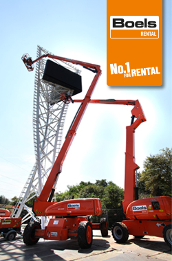 Powered by Boels Rental